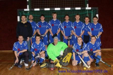 Herrenmannschaft Halle Saison 08/09
